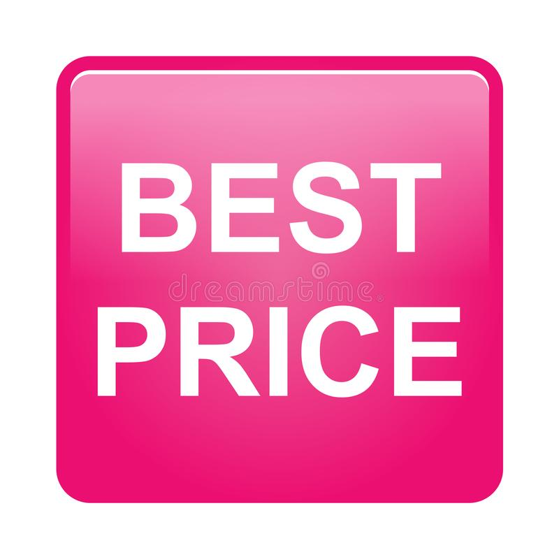 Migliore tasto di prezzi royalty illustrazione gratis