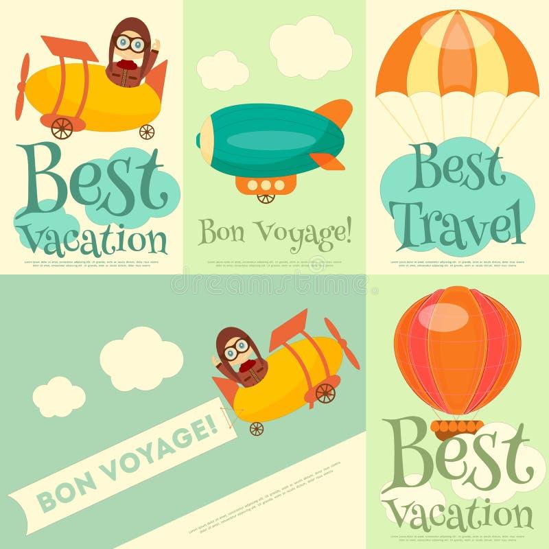 Migliore vacanza royalty illustrazione gratis