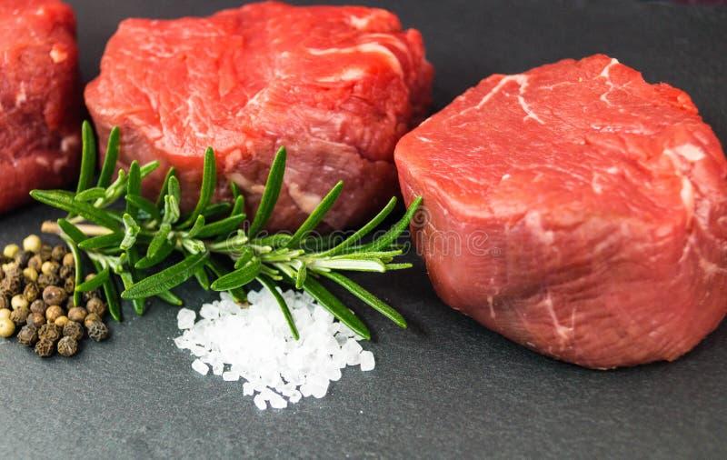 Mignon филе говядины стоковые фотографии rf