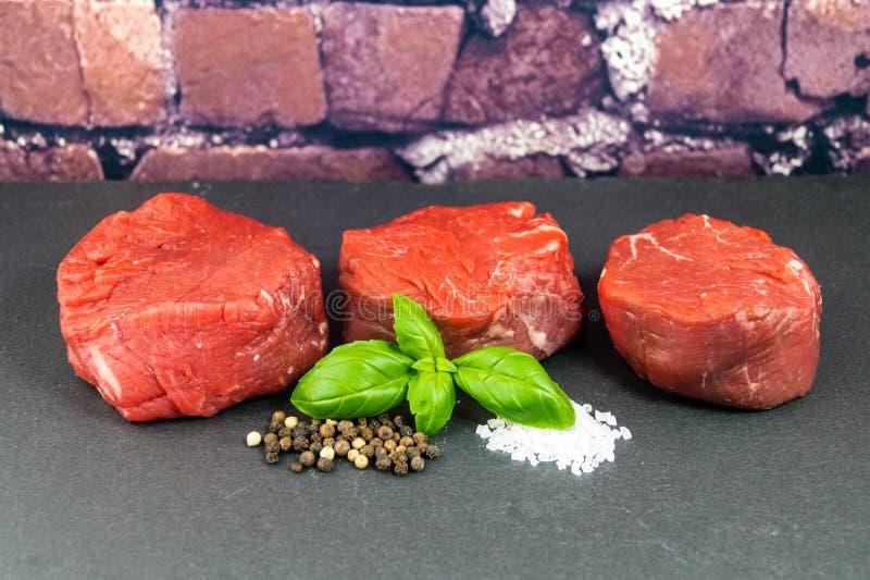 Mignon филе говядины стоковые изображения rf