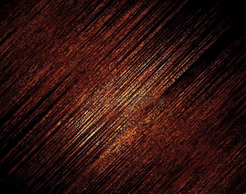 Migocący miód, karmel, Brown cukieru tapeta & sieci tło ilustracja wektor