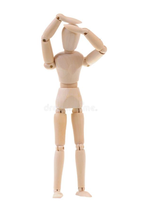 migreny mannequin obrazy royalty free