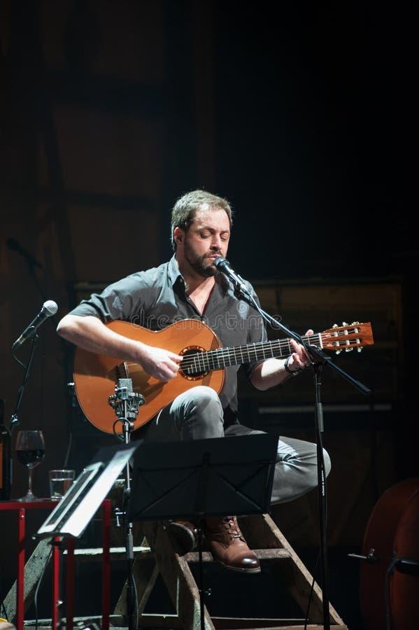 Miguel Araujo ε Antonio Zambujo - Coliseu στοκ εικόνες
