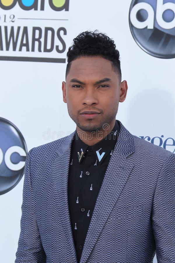 Download Miguel Arrives At The 2012 Billboard Awards Editorial Photography - Image: 25274982