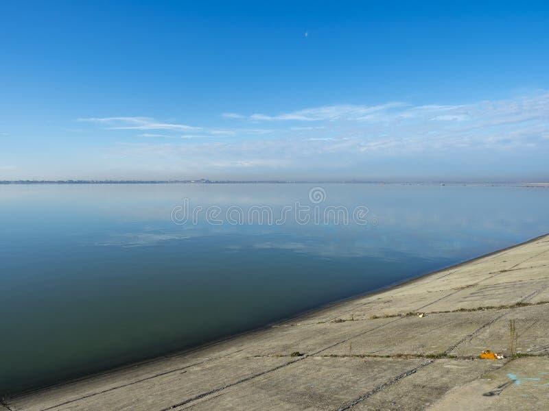 Mihailestimeer, dichtbij Boekarest, Roemenië royalty-vrije stock afbeeldingen