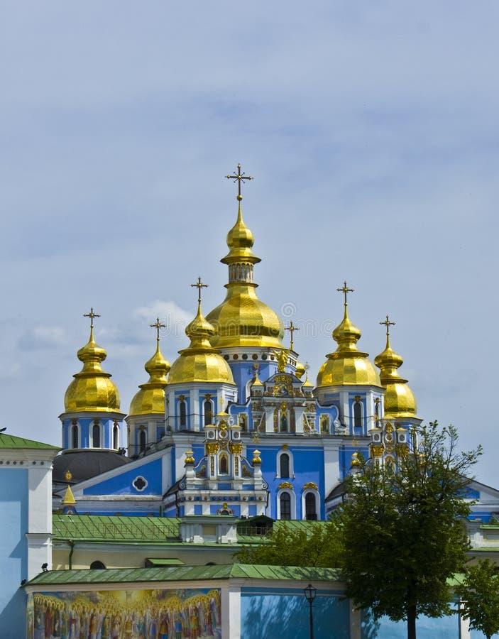 mihaylovskiy Kiev monaster Ukraine zdjęcia stock