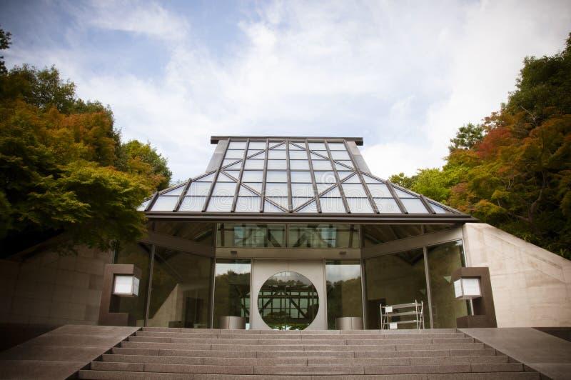 Miho Museum lizenzfreies stockfoto