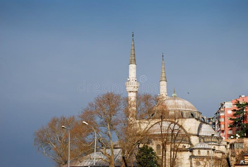 Mihrimah sułtanu meczet fotografia stock