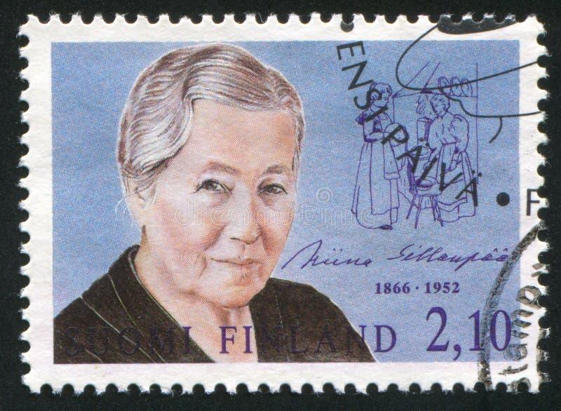 Miina Sillanpaa imagen de archivo
