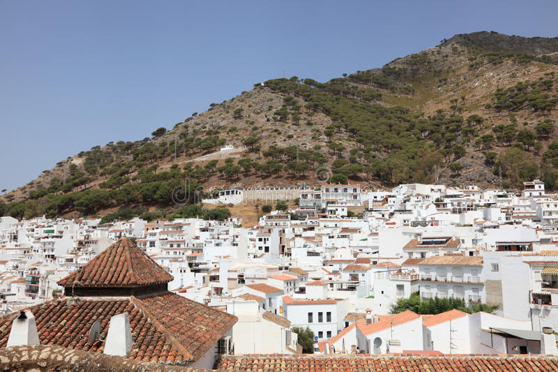 Download Mijas Pueblo, Spain stock image. Image of travel, andalusian - 26262213
