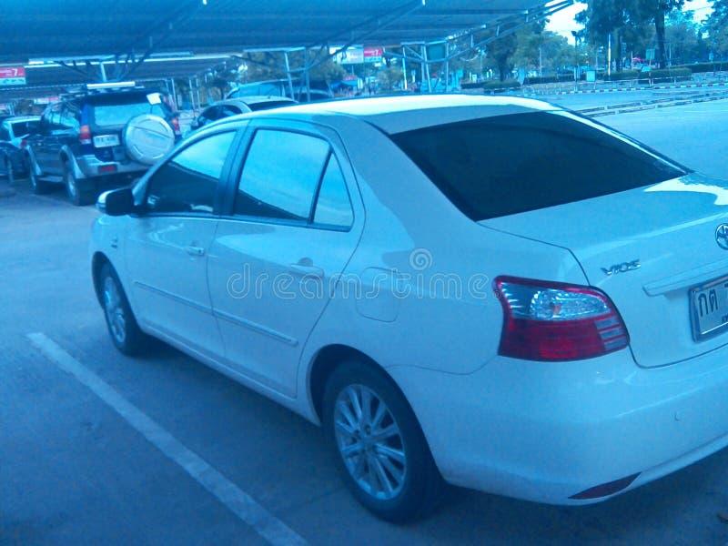 Mijn Auto stock afbeelding