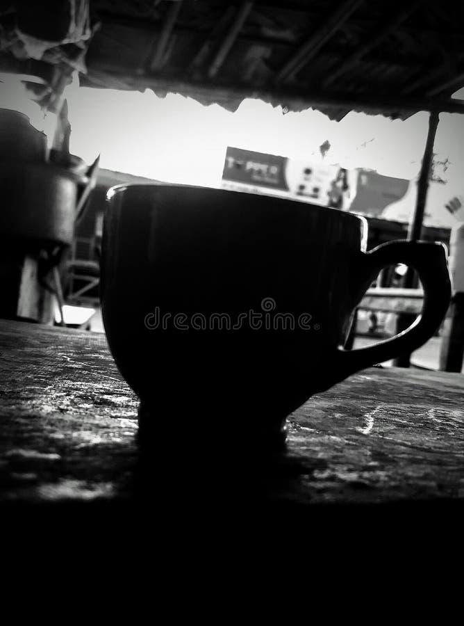 ` Mijn Natuurlijke kop thee ` ziet eruit stock foto's