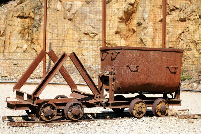 Mijnbouwmuseum stock foto's