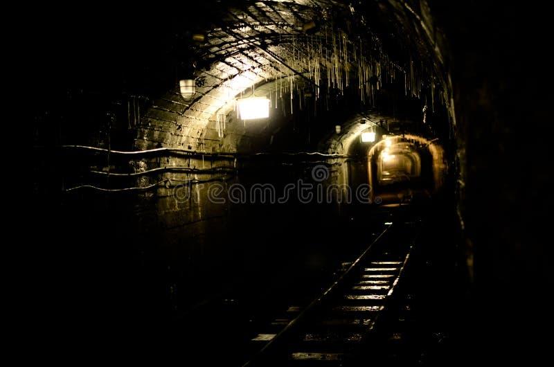 Mijnbouwtoestel, Kohtla, Estland royalty-vrije stock fotografie