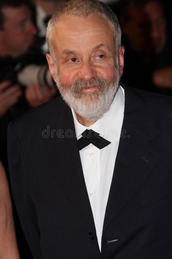 Mike Leigh photo stock
