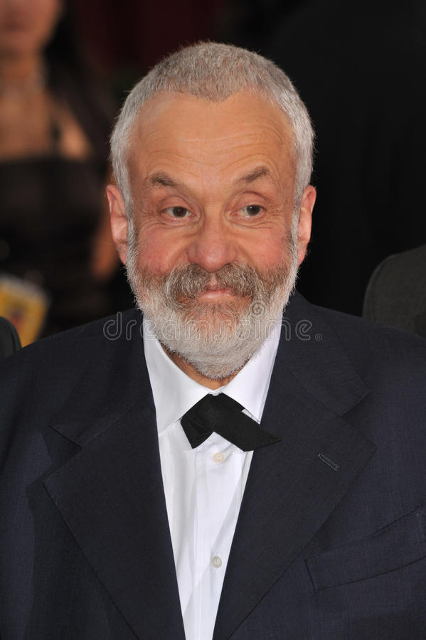 Mike Leigh. At the 81st Academy Awards at the Kodak Theatre, Hollywood. February 22, 2009 Los Angeles, CA Picture: Paul Smith / Featureflash stock image