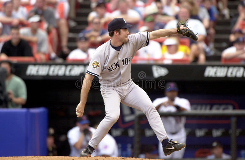 Mike Mussina photo stock