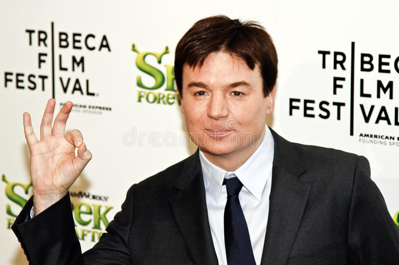 Download Mike Myers editorial image. Image of tribeca, forever - 13974825