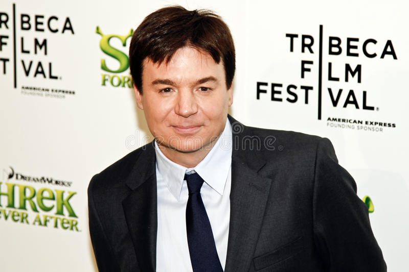 Download Mike Myers editorial stock photo. Image of mike, myers - 13974828