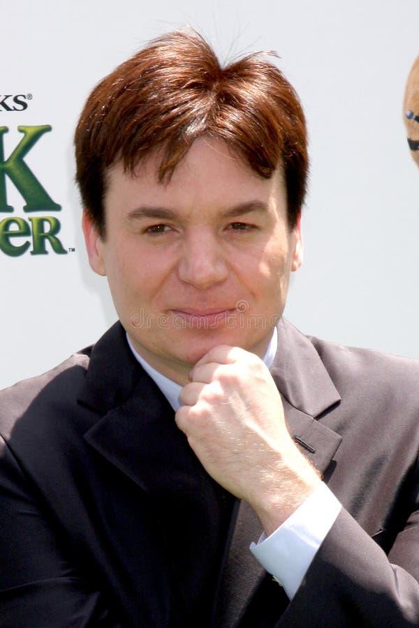 Mike Myers immagini stock libere da diritti
