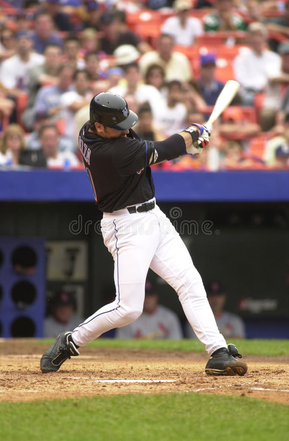 Mike Piazza imagens de stock royalty free