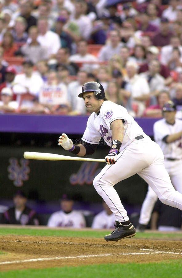 Mike Piazza New York Mets photos libres de droits