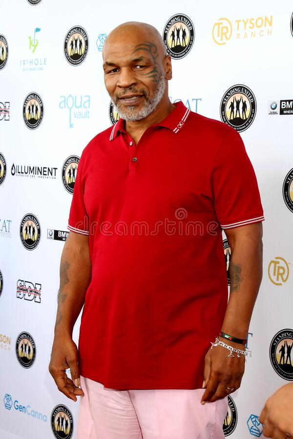 Free Mike Tyson Celebrity Golf Tournament Royalty Free Stock Images - 191001839