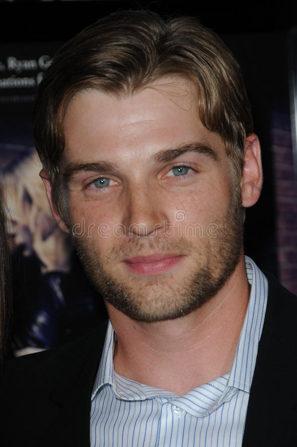Download Mike Vogel editorial stock image. Image of 2010, mike - 24726789