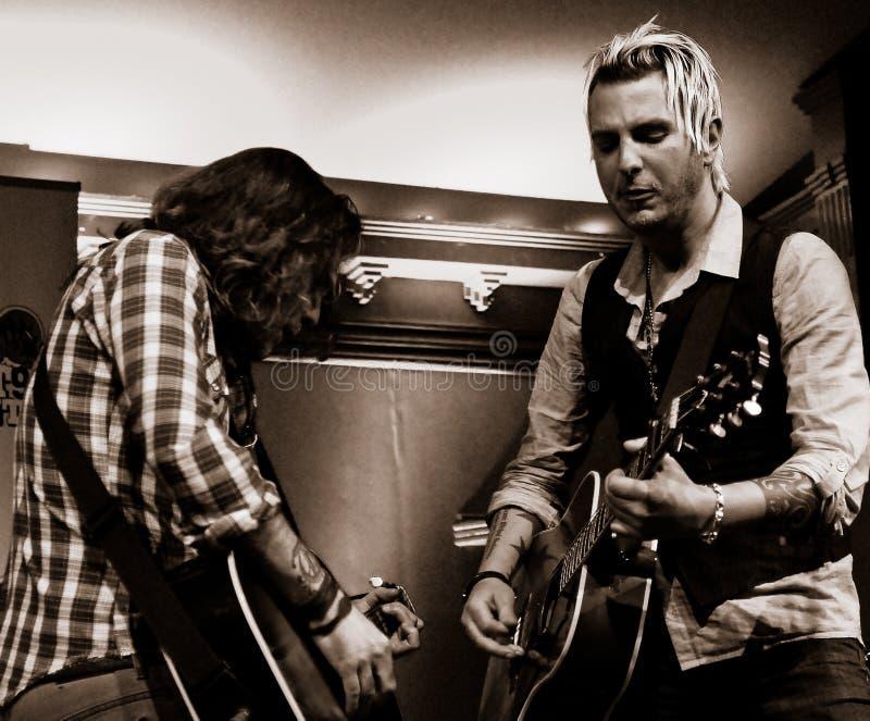 Mike y Tom Gossin   imagen de archivo