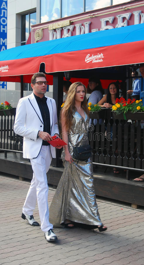 Download Mikhail Dorozhkin At Moscow Film Festival Editorial Photography - Image: 25648652