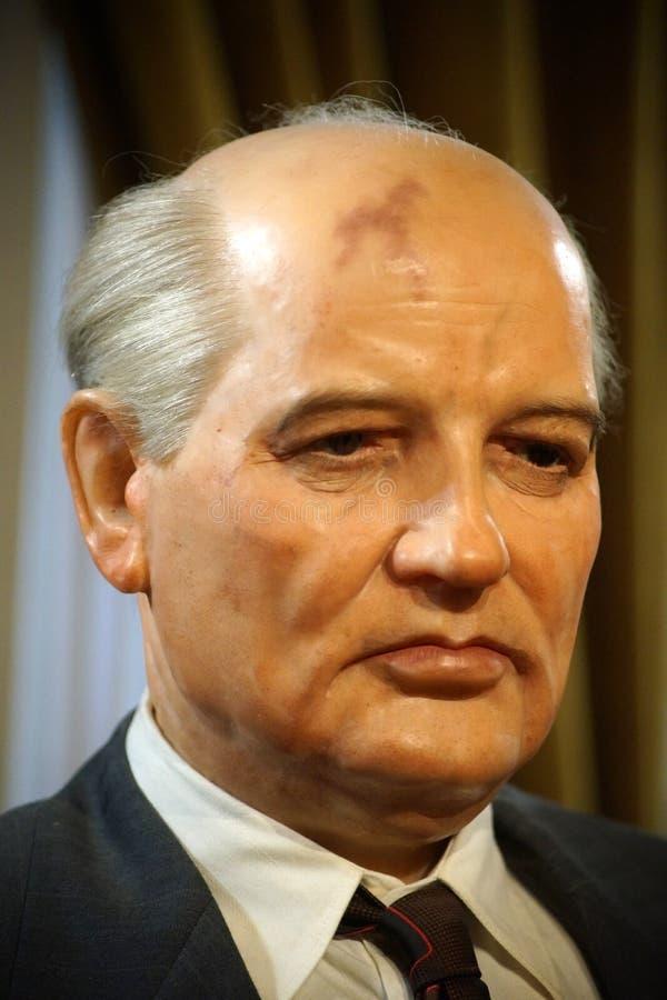 mikhail gorbachev стоковые фото