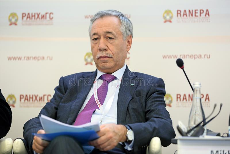 Mikhail Komissar стоковое изображение rf