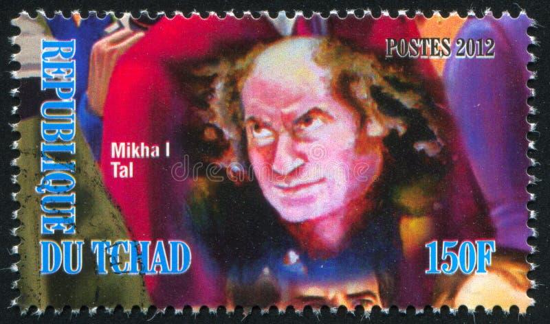 Mikhail Tal стоковые фотографии rf