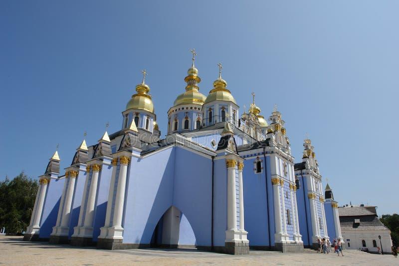 mikhailov s della cattedrale fotografie stock libere da diritti