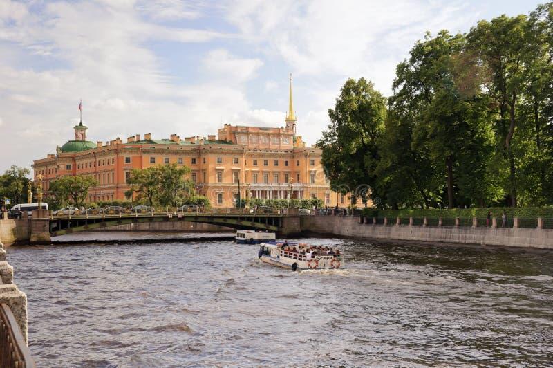 Download Mikhailovsky Slott (teknikerslotten), St Petersburg, Ryssland Redaktionell Bild - Bild av saint, berömdt: 78731261