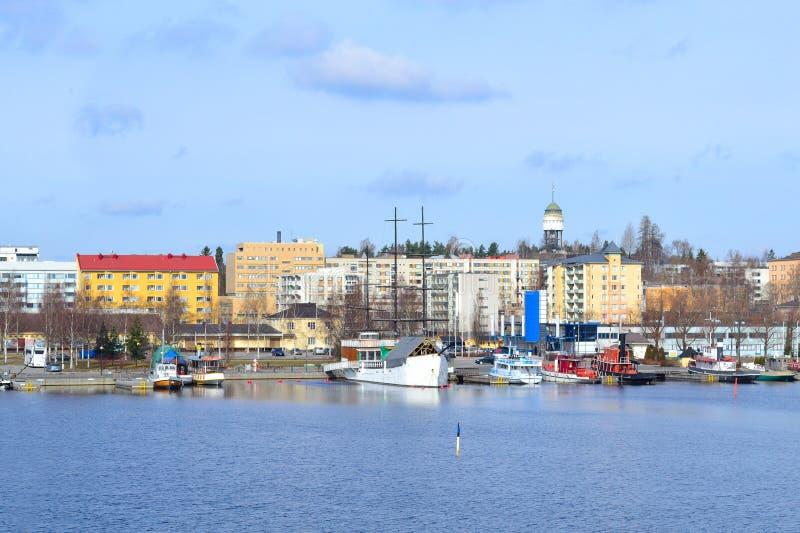 Mikkeli, Финляндия стоковая фотография rf