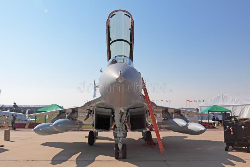 Mikoyan MiG-29 fotografie stock libere da diritti