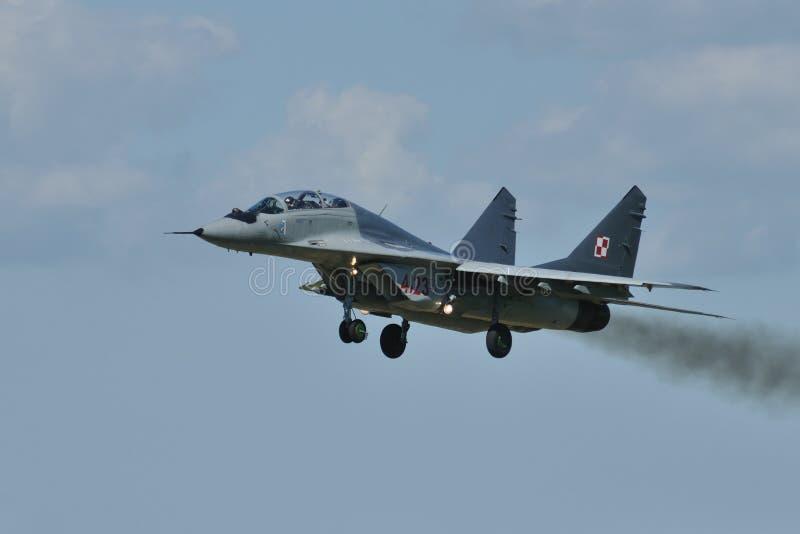 Mikoyan MIG-29GT стоковое фото rf