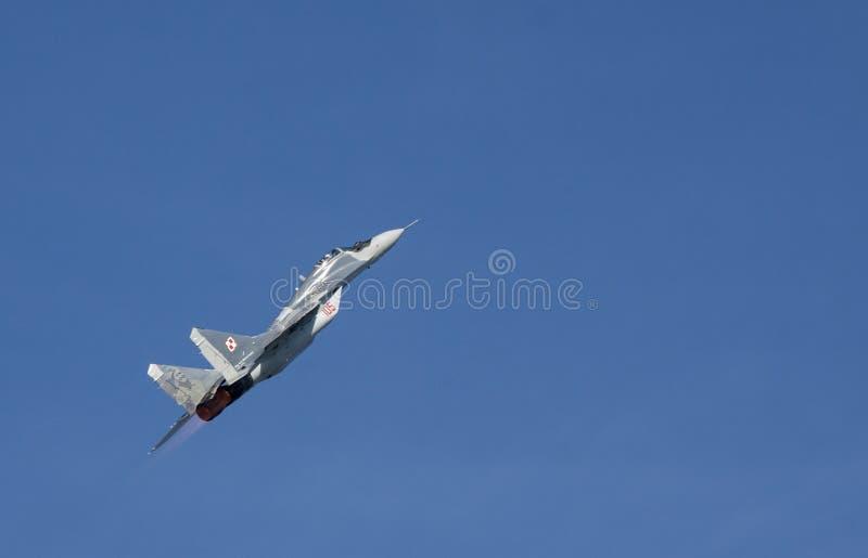 Mikoyan MiG-29 стоковое изображение rf