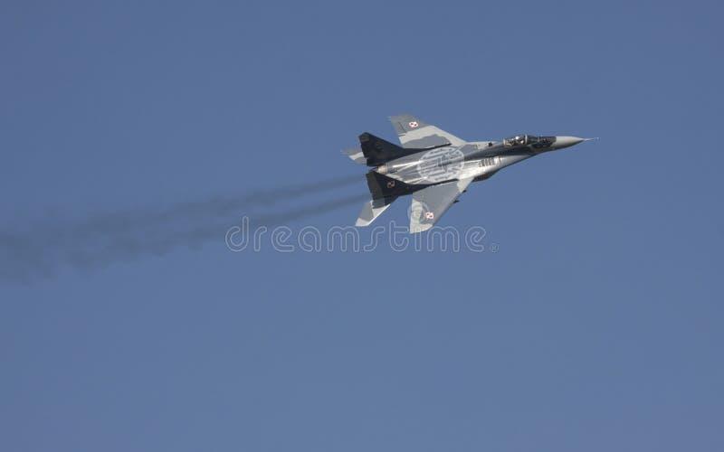 Mikoyan MiG-29 стоковая фотография