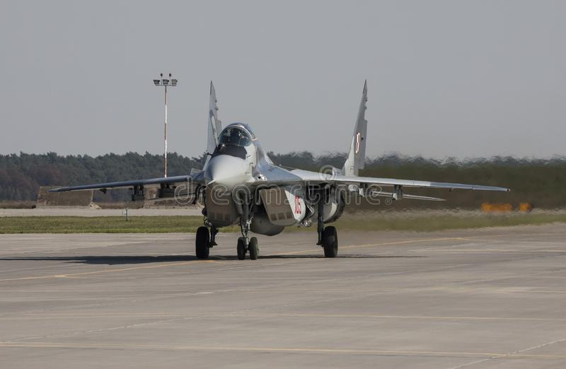Mikoyan MiG-29 стоковые фото