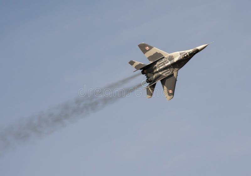 Mikoyan MiG-29 стоковое изображение