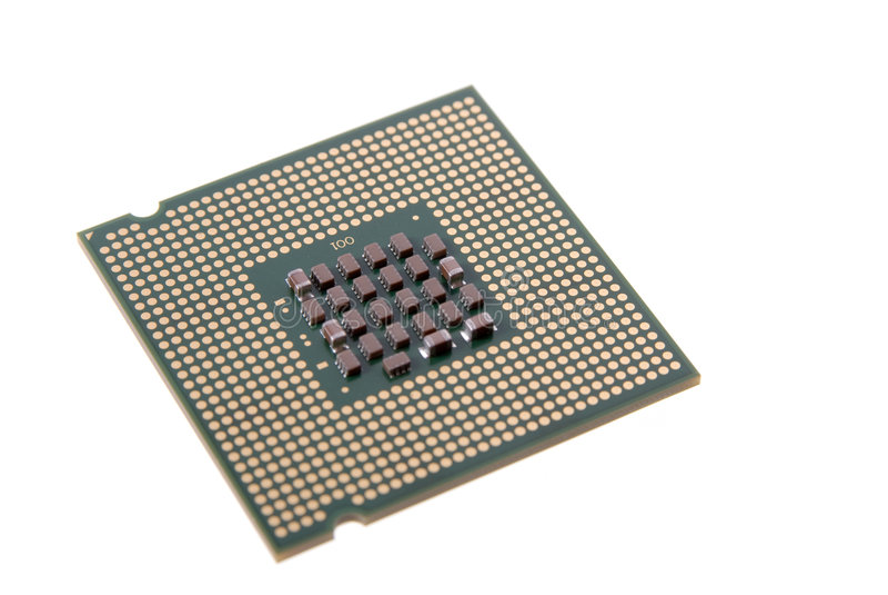 mikro - przetwórcy obraz stock