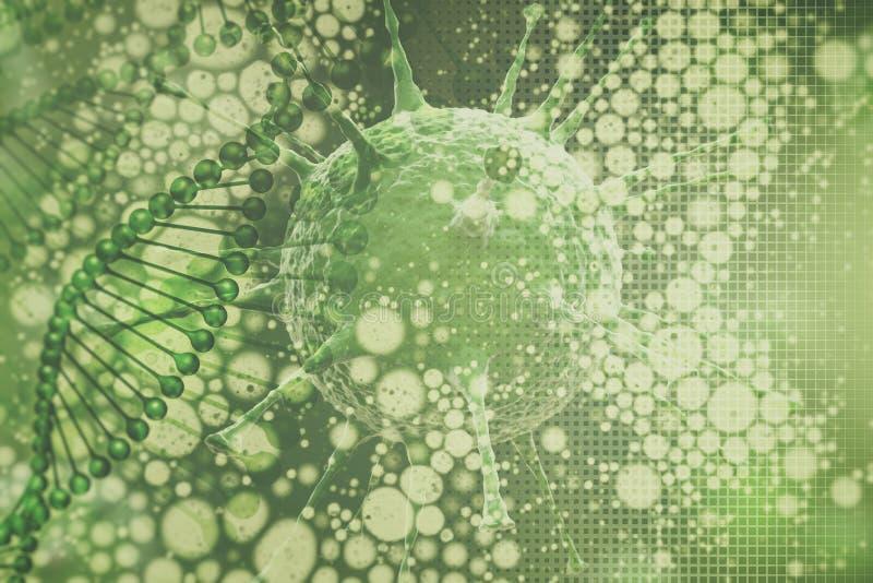 mikrobiologie lizenzfreie stockfotos