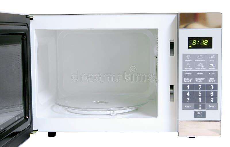 mikrofalówka fotografia stock