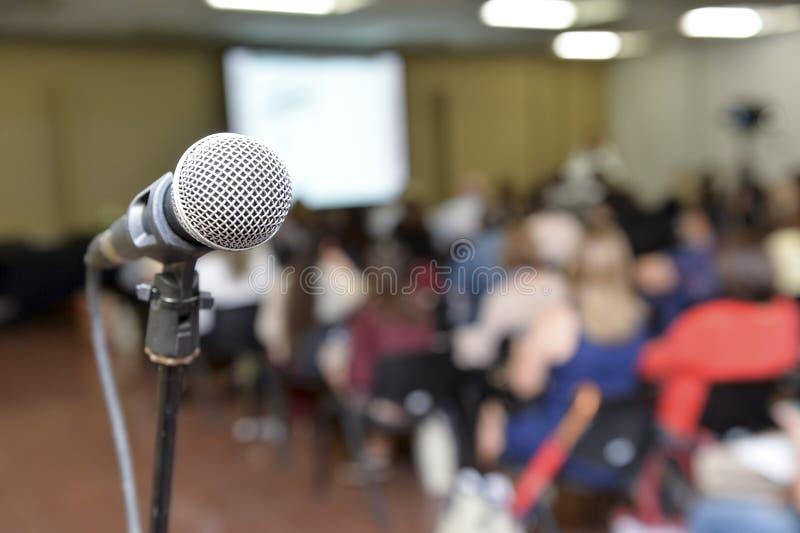 Mikrofon lizenzfreies stockbild