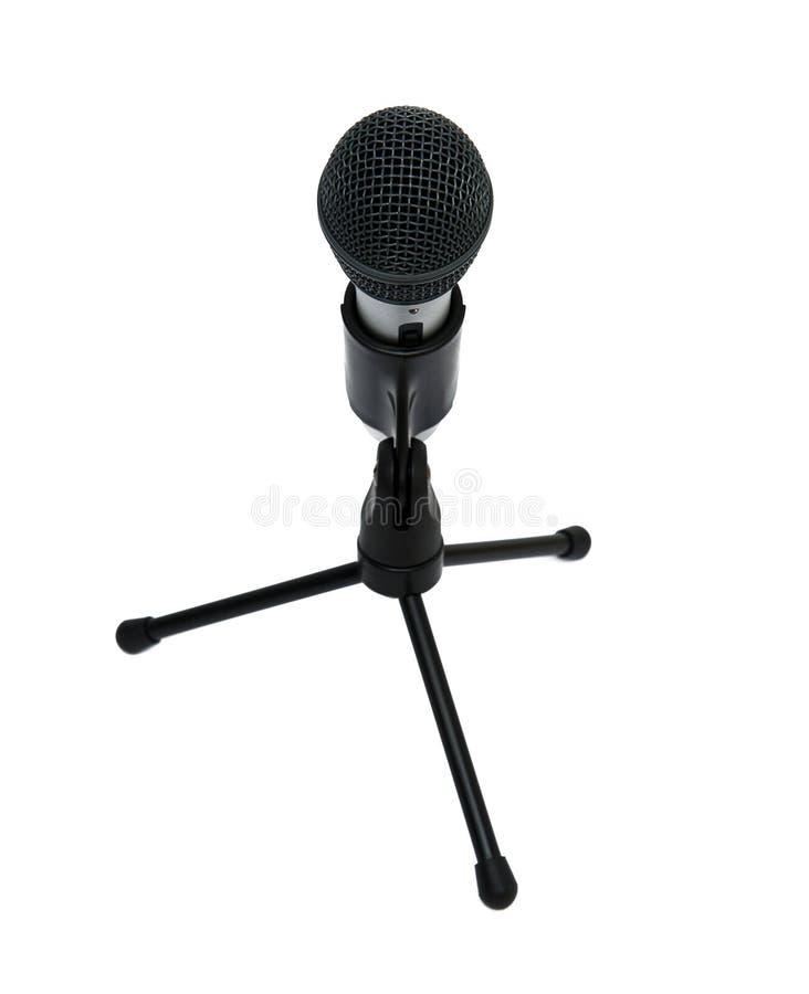 Mikrofon royaltyfria bilder