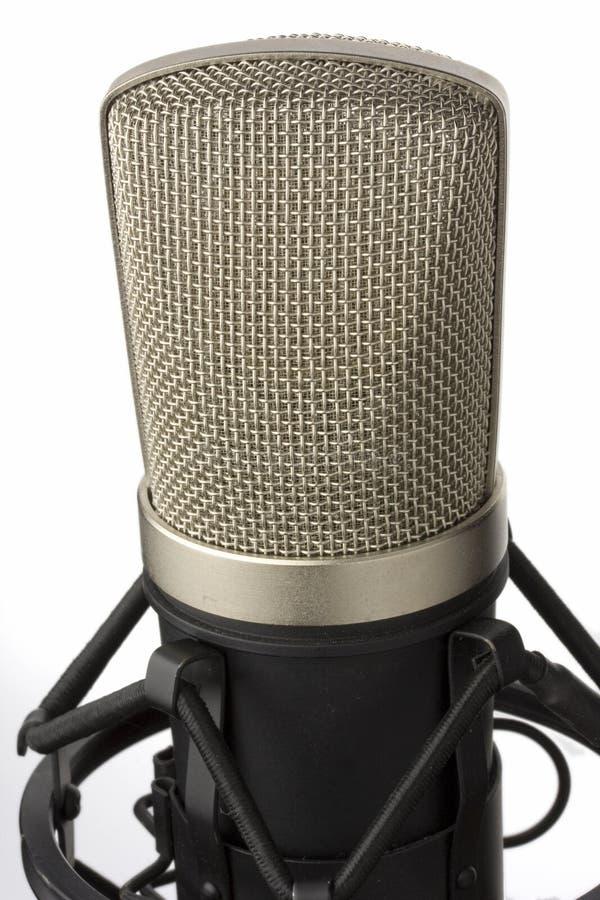 mikrofon zdjęcia stock