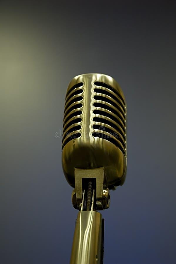 Mikrofon Zdjęcie Editorial