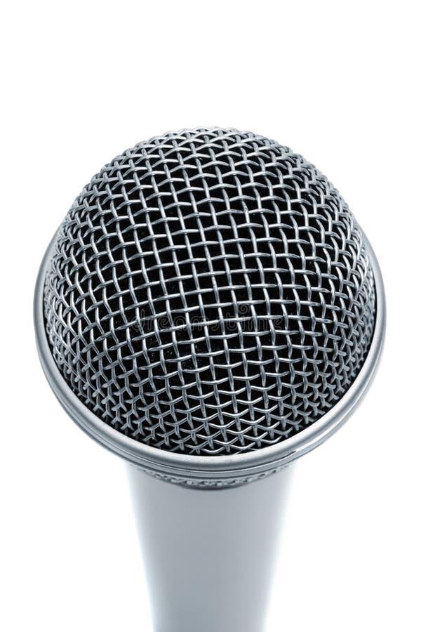 mikrofon nowy zdjęcia stock